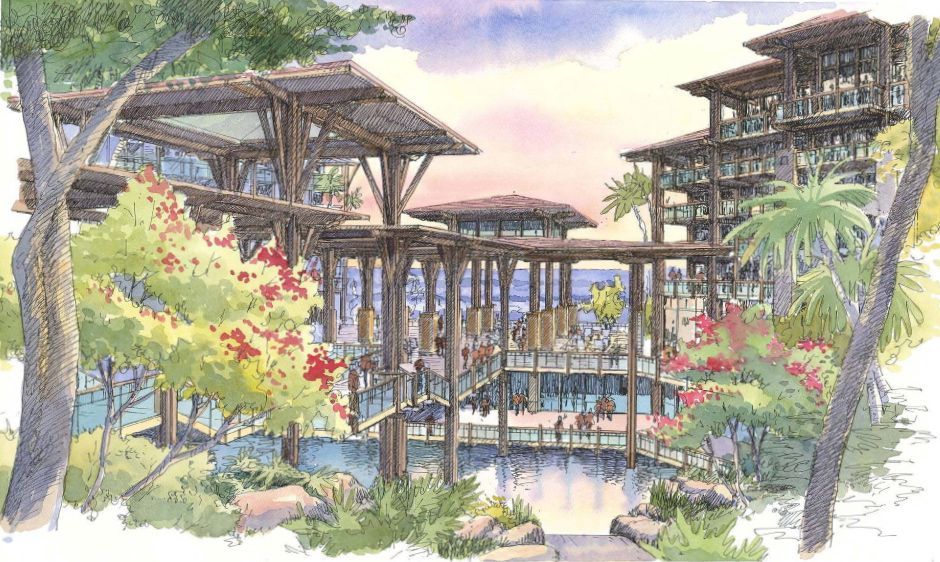 Hawaiian Redevelopment